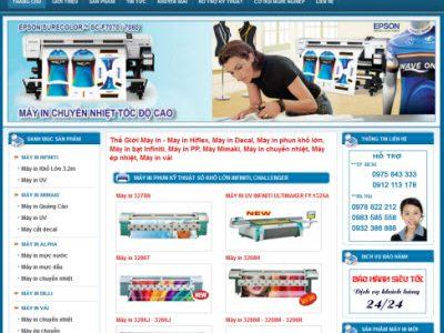 TheGioiMayIn.com - Dẫn đầu ngành máy in khổ lớn