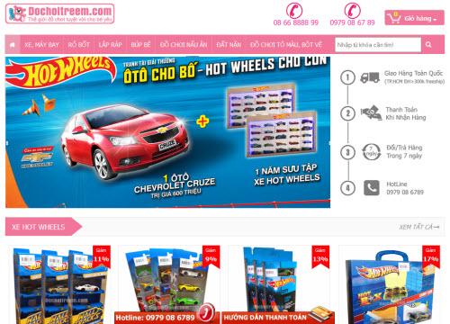 Dochoitreem.com - Bán đồ chơi trẻ em an toàn