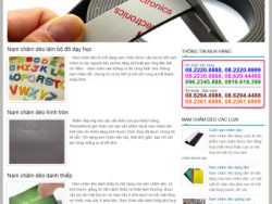 Bán nam châm dẻo dễ dàng từ web