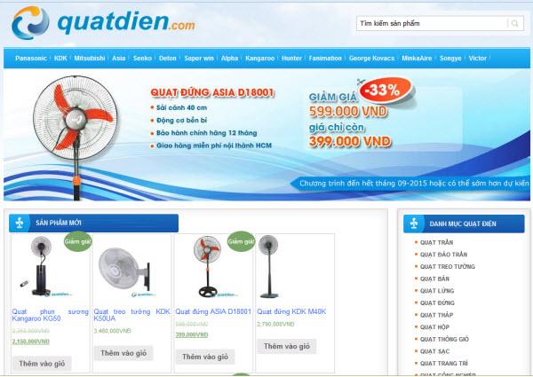 Quatdien.com - hành trình đạt 2,5 tỷ mỗi tháng