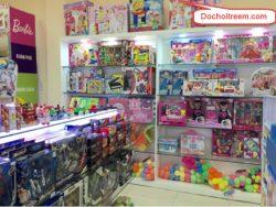 Trải nghiệm đồ chơi trẻ em an toàn - báo Dân Trí